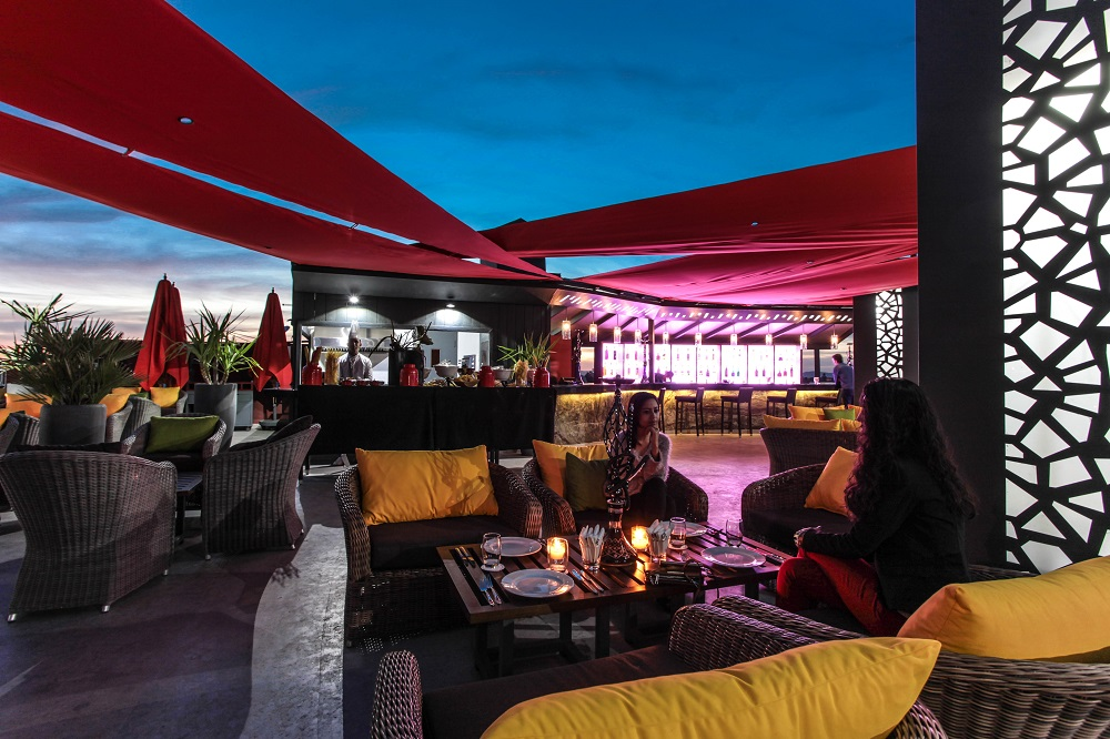 sky bar marrakech